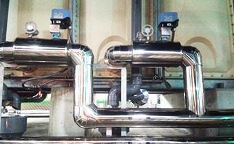今明水道株式会社の施工実績|給排水設備工事写真