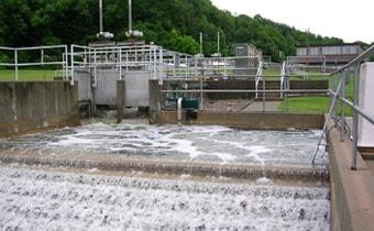今明水道株式会社の施工実績|水処理設備工事写真