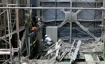 今明水道株式会社の施工実績|解体工事工事写真